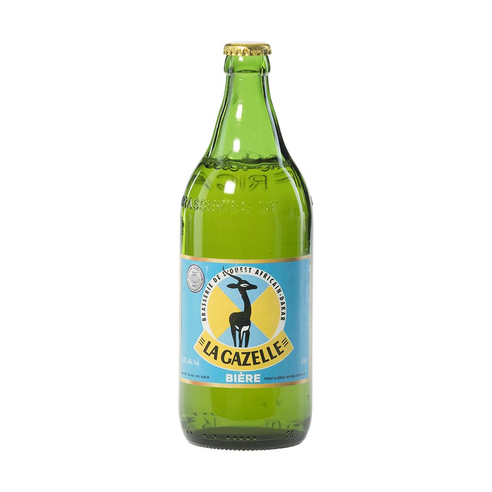 Bière Gazelle - Silver Quality Award 2020 from Monde Selection