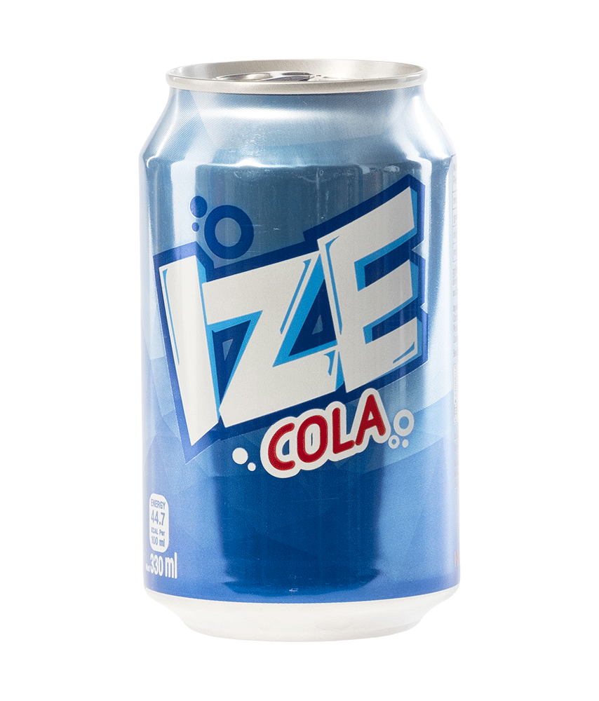 IZE Cola - Gold Quality Award 2020 from Monde Selection