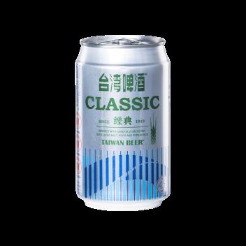 Taiwan Beer (Can 33cl) - Taiwan Tobacco & Liquor Corporation