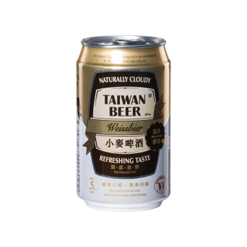 Taiwan Beer Weissbier (Can 33cl) - Taiwan Tobacco & Liquor Corporation