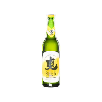 Taiwan Beer Song Beer (Bottle 60cl) - Taiwan Tobacco & Liquor Corporation