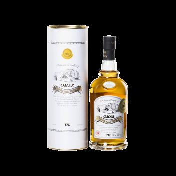OMAR Single Malt Whisky (Bourbon Type) - Taiwan Tobacco & Liquor Corporation