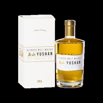 Yushan Blended Malt Whisky - Taiwan Tobacco & Liquor Corporation