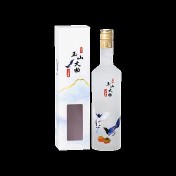 Yushan Daqu 8 Year Old Kaoliang Liquor (Taiwan Blue Magpie) - Taiwan Tobacco & Liquor Corporation
