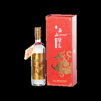Yushan Kaoliang Liquor Aged 12 Years (Red Kirin) - Taiwan Tobacco & Liquor Corporation