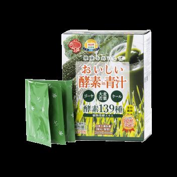 おいしい酵素in青汁 - 株式会社ジャパンギャルズsc