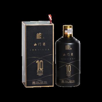 山门岗黑金10 - 贵州省仁怀市山门岗酒业销售有限公司