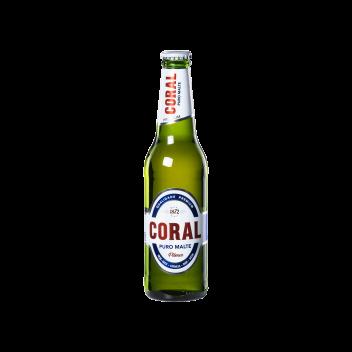 Coral Puro Malte - Empresa de Cervejas da Madeira Unip LDA