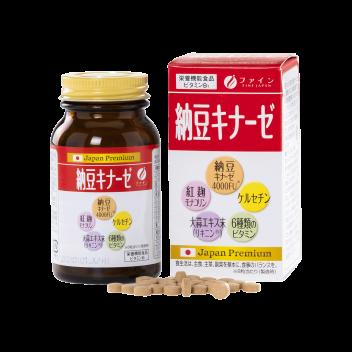 Natto Kinase - Fine Japan Co., Ltd