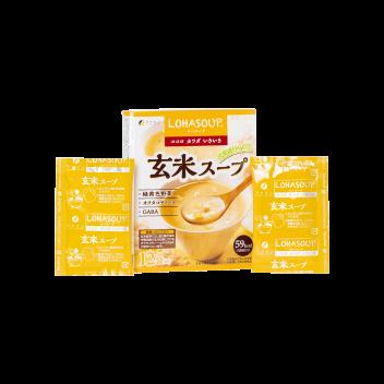 Brown Rice Soup - Fine Japan Co., Ltd