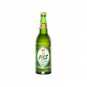 Pils (Bottle 65cl) - Brasserie BB Lome S.A.