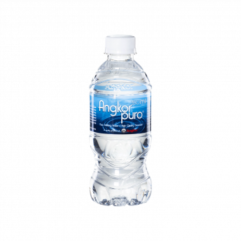 Angkor Puro Purify Water (Bottle 35cl) - Cambrew Ltd / Part of Carlsberg Group