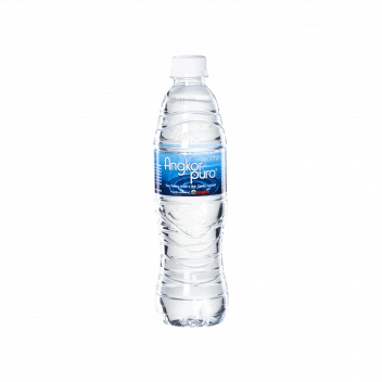 Angkor Puro Purify Water (Bottle 50cl) - Cambrew Ltd / Part of Carlsberg Group