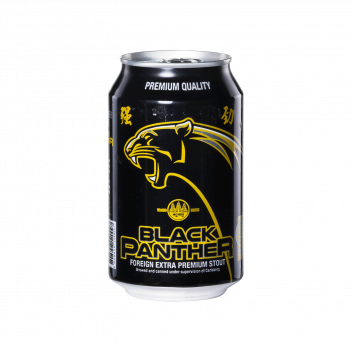 Black Panther (Can 33cl) - Cambrew Ltd / Part of Carlsberg Group