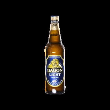Dagon Light Lager Beer (Bottle) - Dagon Beverages Co.Ltd