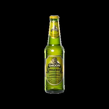 Dagon Single Malt Lager Beer - Dagon Beverages Co.Ltd