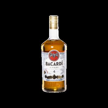 Bacardi Anejo Cuatro - Bacardi