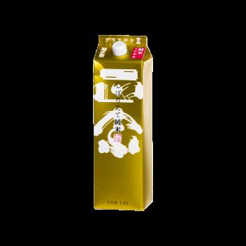 Kiku-Masamune Shiboritate Junmai Kin-Pack - Kiku-Masamune Sake Brewing Co., Ltd