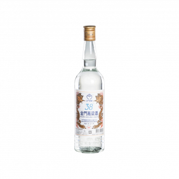 38% Kinmen Kaoliang Liquor - Kinmen Kaoliang Liquor Inc.