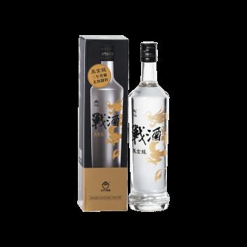 Battle Spirit Black Dragon Kinmen Kaoliang Liquor - Kinmen Kaoliang Liquor Inc.