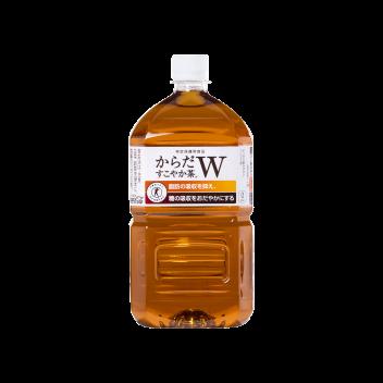 からだすこやか茶W - Coca-Cola (Japan) Company, Limited (DH)