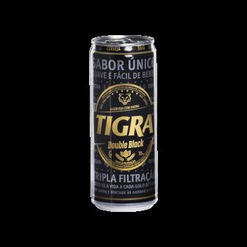 Tigra Double Black (Can 33cl) - Refriango
