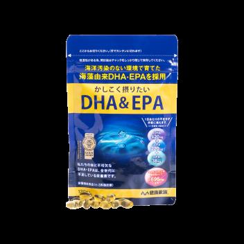 かしこく摂りたいDHA&EPA - 株式会社 健康家族
