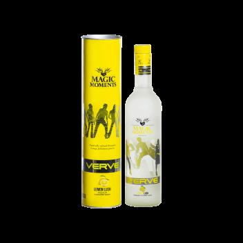 M2 Magic Moments Verve Lemon Lush Premium Flavoured Vodka - Radico Khaitan Limited