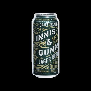 Innis & Gunn - Lager Beer - Innis & Gunn
