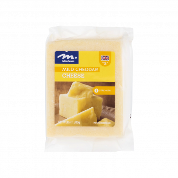 Mild Cheddar Cheese - DFI Brands Limited