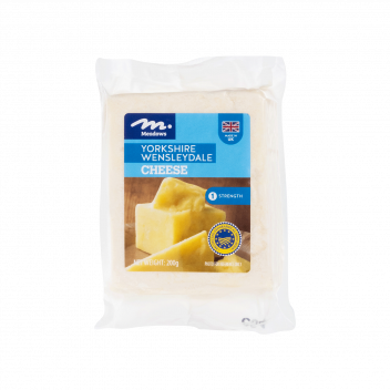 Yorkshire Wensleydale Cheese - DFI Brands Limited