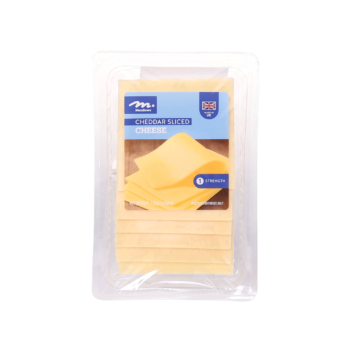 Cheddar Sliced Cheese - DFI Brands Limited