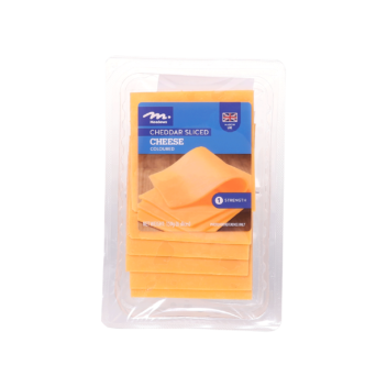 Cheddar Sliced Cheese Coloured - DFI Brands Limited