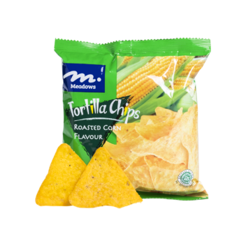 Tortillas Chips Roasted Corn Flavour (35g) - DFI Brands Limited