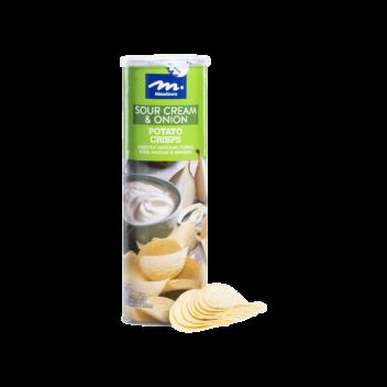 Sour Cream & Onion Potato Crisps (150g) - DFI Brands Limited